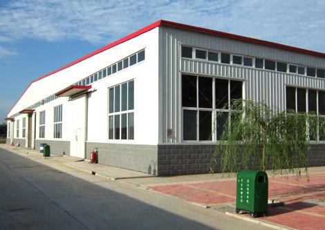 塑料瓶生产厂房